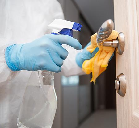 Nettoyage et désinfection COVID-19 pour locaux professionnels