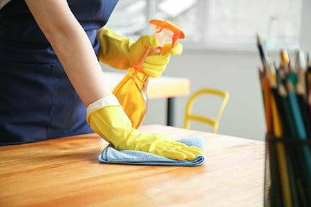 Nettoyage pour professionnels près de Cambrai